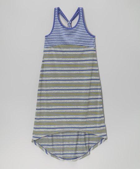 db350a1d6c64 Ragdoll   Rockets Yale Stripe Sporty Varsity Dress - Girls