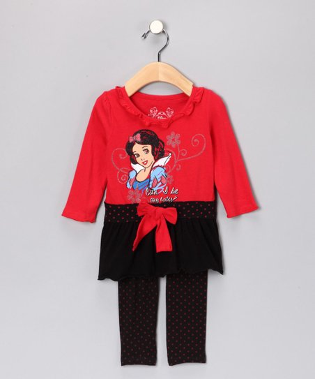 b0cf902b7 love this product Disney Princess Snow White Red Tunic & Leggings - Infant