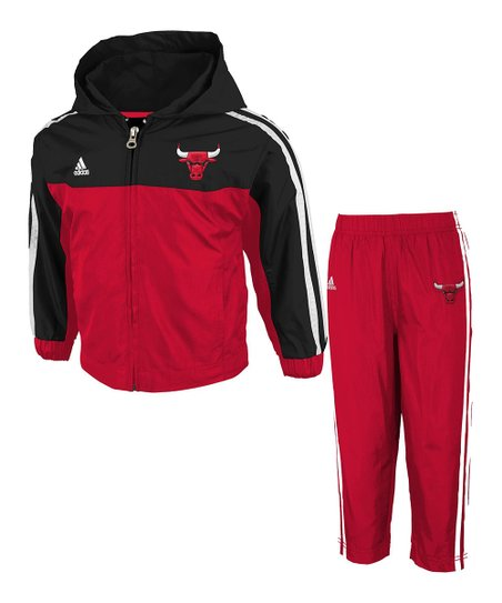 love this product Chicago Bulls Zip-Up Jacket   Pants - Infant a175596a4f