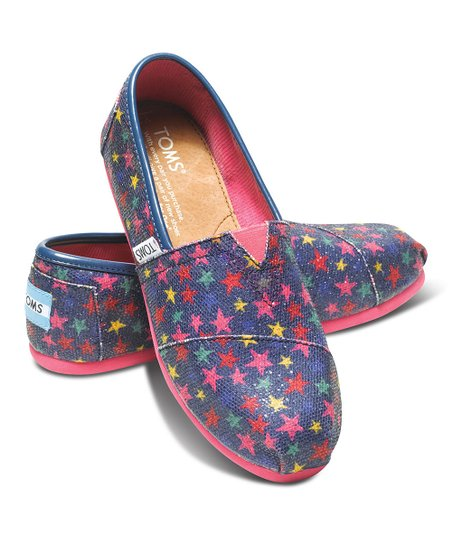 a2391ac4daa love this product Pink Glitter Stars Classics - Youth