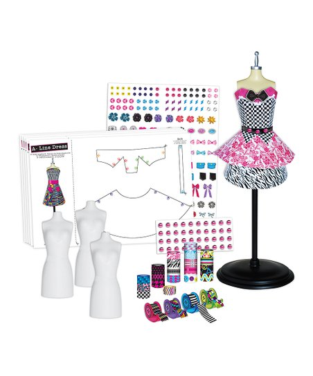 Fashion Angels Project Runway Designer Challenge Set Best Price And Reviews Zulily