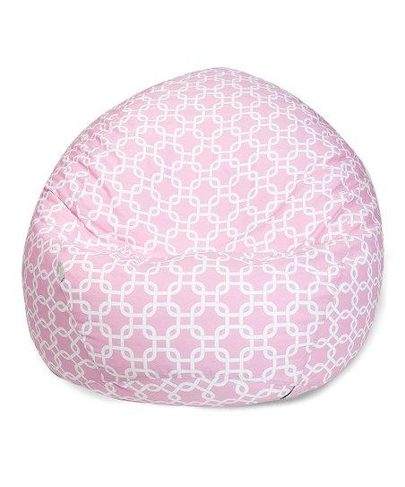 Marvelous Soft Pink Link Beanbag Andrewgaddart Wooden Chair Designs For Living Room Andrewgaddartcom