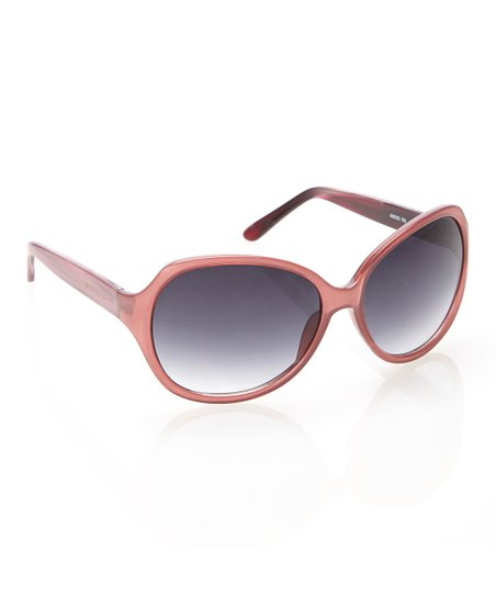 b91c33a57a love this product Rose Horn-Rimmed Flare Sunglasses