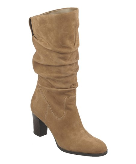 Truffle Taupe Suede Lamont Boot