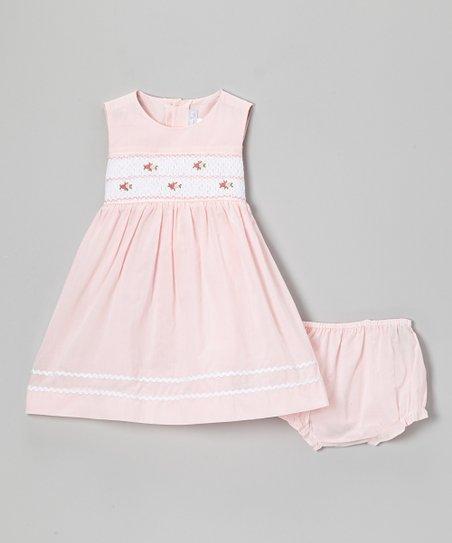 7df07d2de51 love this product Pink Daisy Dress   Diaper Cover - Infant