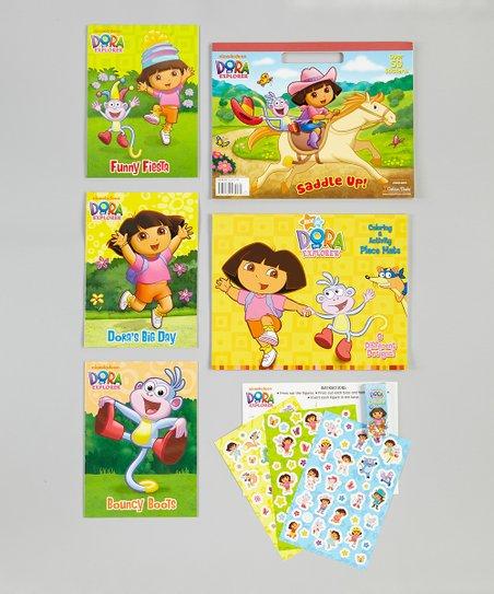 - Dora The Explorer Dora Coloring & Activity Book Paperback Set Best Price  And Reviews Zulily