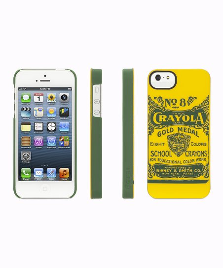 Griffin Crayola Vintage No. 8 Case for iPhone 5 5s  c6f67f80fd