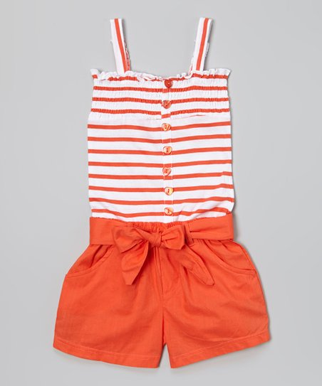 fd633aaae500 love this product Mango Stripe Romper - Infant   Toddler