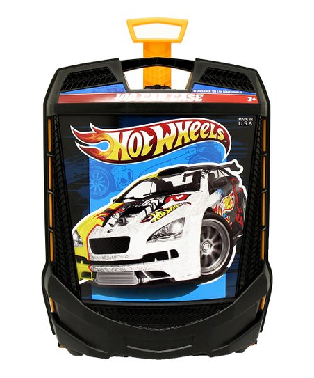Hot Wheels 100-Car Carrying Case  c2f4f29117