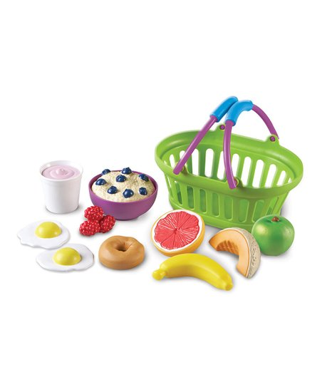 New Sprouts Healthy Breakfast Play Set Zulily