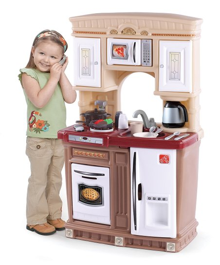 Step2 Fresh Accents Play Kitchen Set
