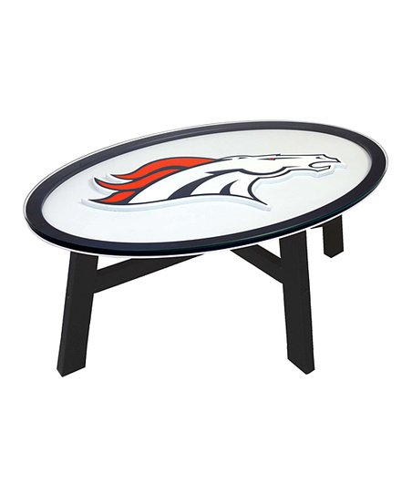 Fan Creations Denver Broncos Coffee Table Zulily