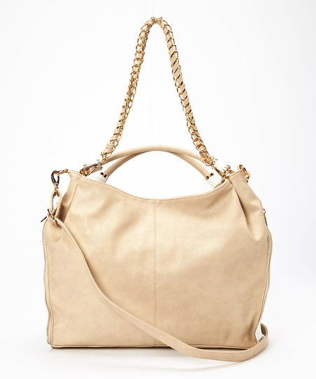 0d7fd6b1f6a0 Imoshion Beige   White Pheby Hobo