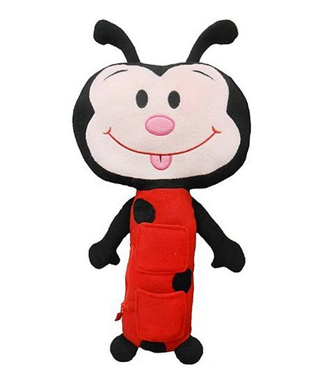 Seatpets Ladybug Seatpet Seat Belt Strap Cover Zulily