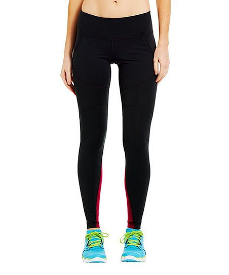 369b4b7e52725 Under Armour® Black Perfect Pocket Leggings | Zulily