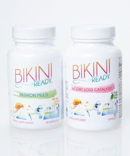 Bikini Ready Multivitamin Weight Loss Catalyst Supplement Set Zulily