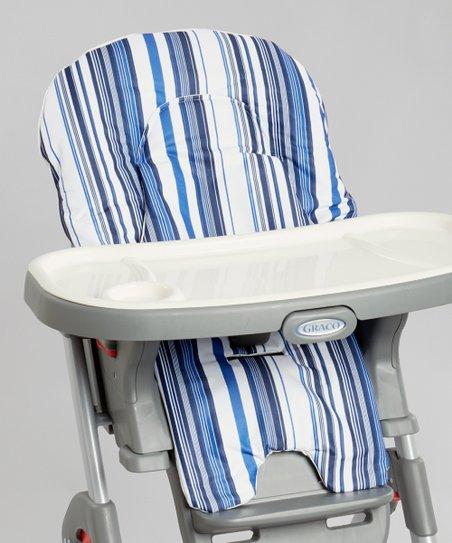 Marvelous New Gen Baby Blue Stripetabulous High Chair Cover Pdpeps Interior Chair Design Pdpepsorg