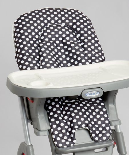 Brilliant New Gen Baby Black Dotability High Chair Cover Gmtry Best Dining Table And Chair Ideas Images Gmtryco
