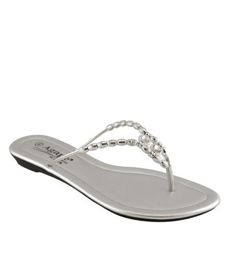 cadf249bb love this product Silver Justin Sandal