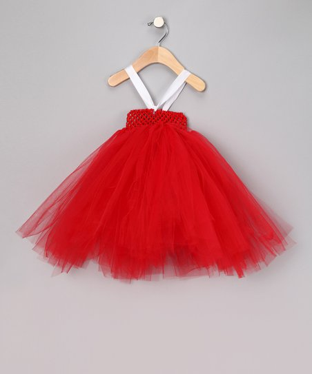385ddd672fb4 Tutus for Emma Red Christmas Tutu Dress - Infant & Toddler | Zulily