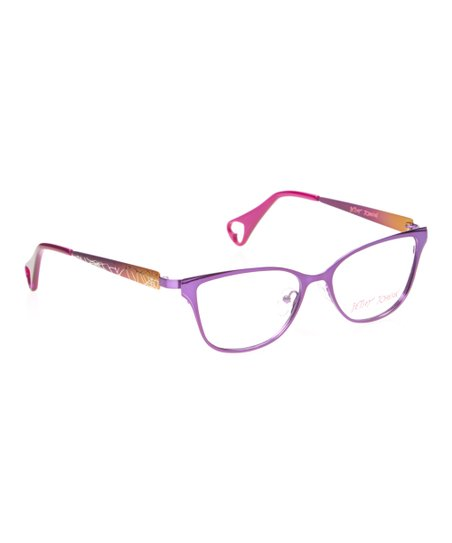 42818eb28b6 love this product Violet Ombré Charlotte Eyeglasses
