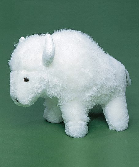 Haan Crafts Great White Buffalo Plush Sewing Kit