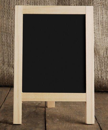 Ordinaire Tabletop Chalkboard Easel