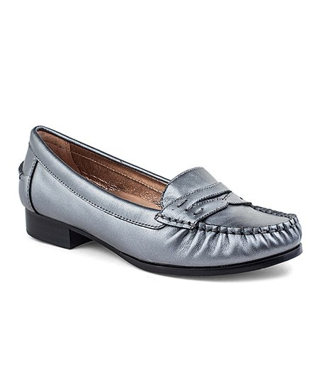 884be051d9d love this product Pewter Monaco Leather Loafer