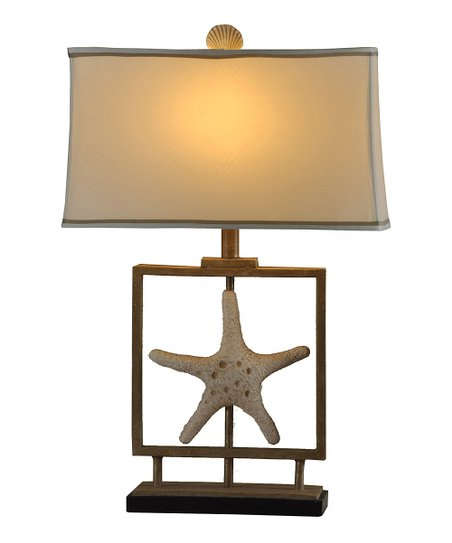 Love This Product Sand Stone Star Starfish Table Lamp