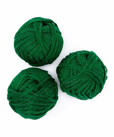 Premier Yarns Emerald Starbella Flash Yarn Set Of Three Zulily