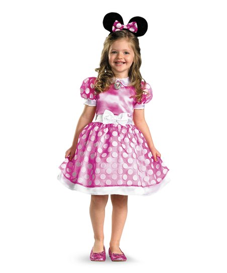 7f0d7d547 Disguise Disney Minnie Mouse Bow-tique Dress-Up Set - Toddler | Zulily