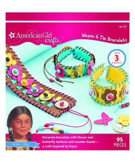 e43cebdb1 American Girl Crafts Kaya Bracelet Kit | Zulily