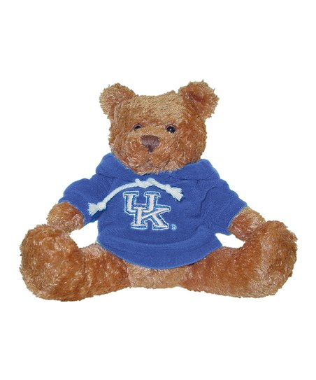 Hunter Kentucky Wildcats Hoodie Bear Plush Toy Zulily