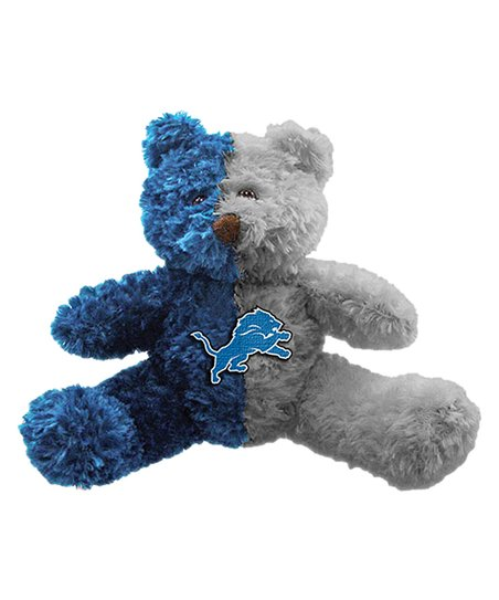 Hunter Detroit Lions Two Tone Musical Bear Plush Toy Zulily