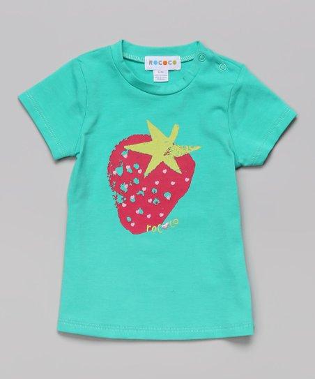 cefd2cfd7158 Rococo Atlantis Strawberry Tee - Infant