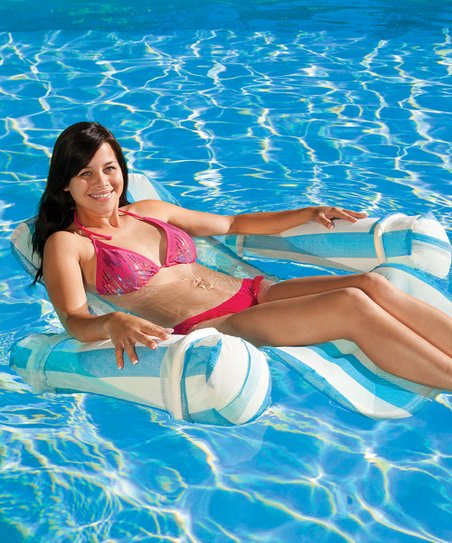 Incredible Poolmaster Aqua Drifter Lounge Chair Float Ocoug Best Dining Table And Chair Ideas Images Ocougorg