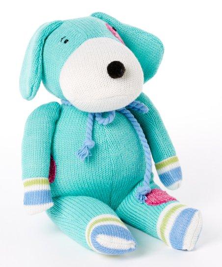 Monkeez And Friends Doogan The Dog Plush Toy Zulily