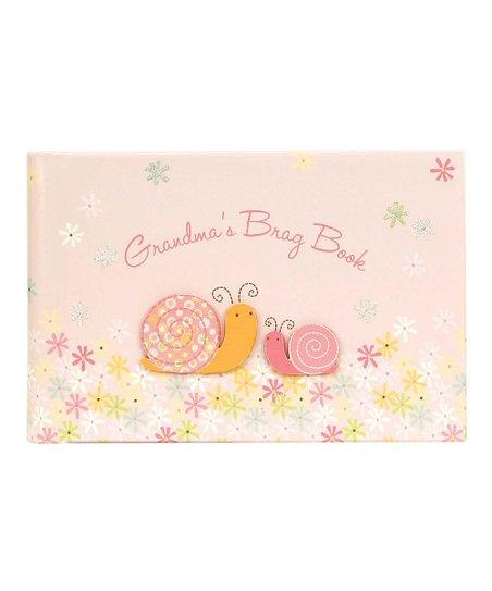 Cr Gibson Baby Pink Grandmas Brag Book Photo Album Zulily