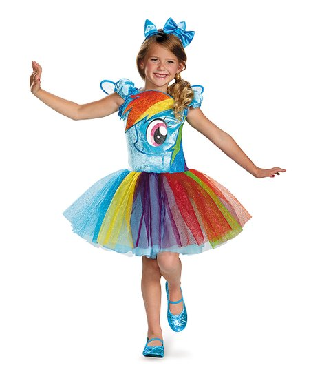 994fd29c4fab7 love this product My Little Pony Rainbow Dash Tutu Dress Up Set - Girls