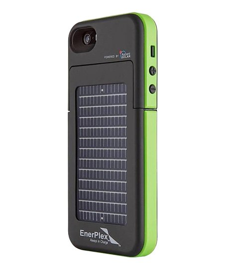 Fornia EnerPlex Solar Battery Charger Case for iPhone 5 5s  48c581e67