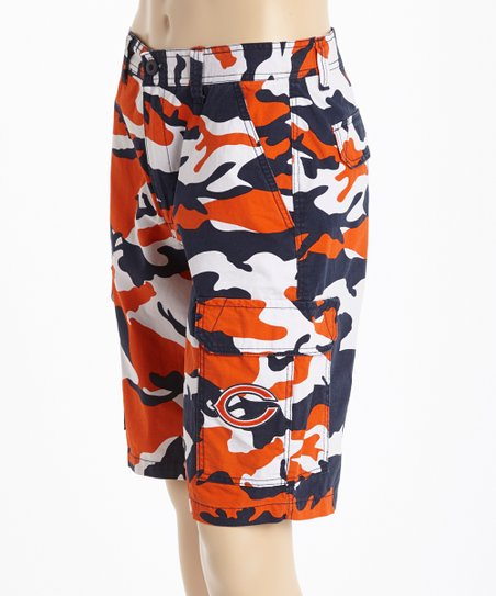 on sale 68e70 15c86 North Bay Apparel Chicago Bears Camo Shorts - Men