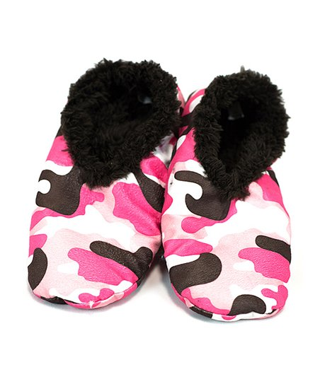 4083cad77e8d6 love this product Pink Camo Slipper - Women