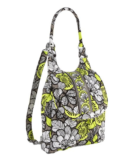 a060373b84 Vera Bradley Citron Backpack Tote