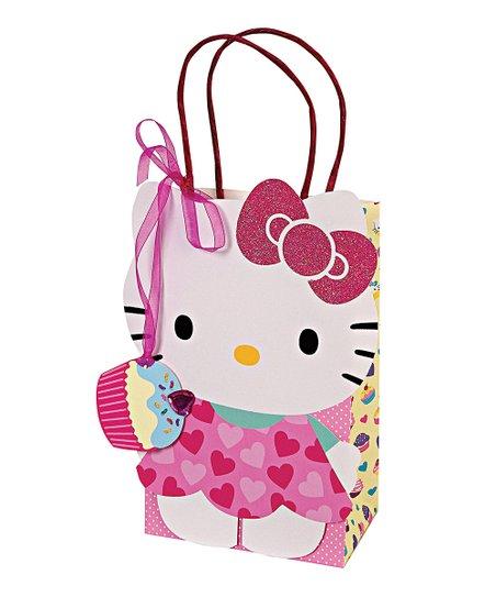 Meri O Kitty Party Bag Set Of Eight Zulily