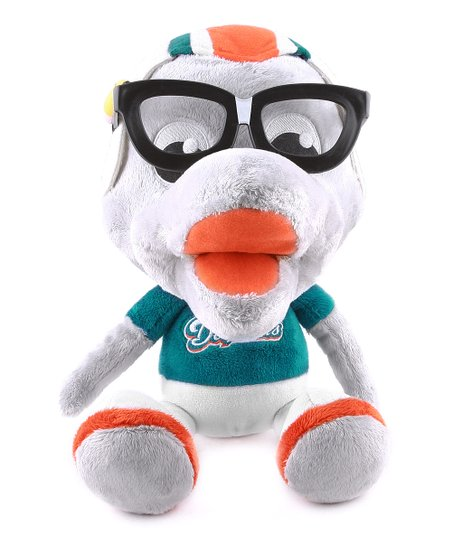 Simon Sez Miami Dolphins Study Buddy Plush Toy Zulily