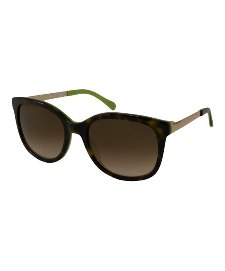 de0e53f58073f love this product Tortoise Kiwi Gayla Sunglasses