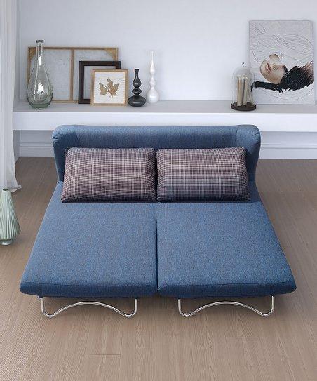 Super Zuo Cowboy Blue Conic Sleeper Sofa Zulily Camellatalisay Diy Chair Ideas Camellatalisaycom