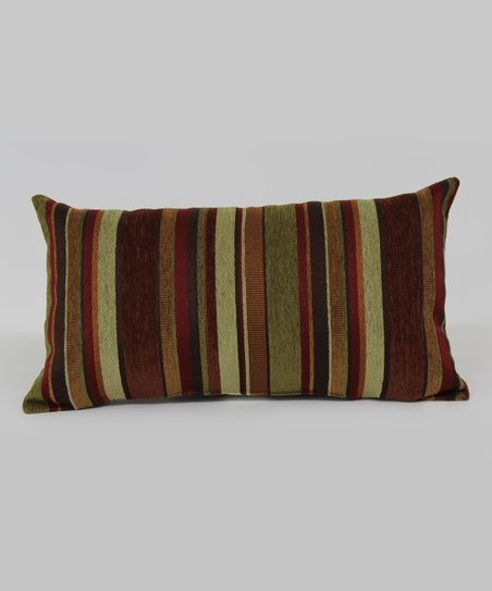 Brentwood Originals Copper Carnival Stripe Throw Pillow Best Price And Reviews Zulily