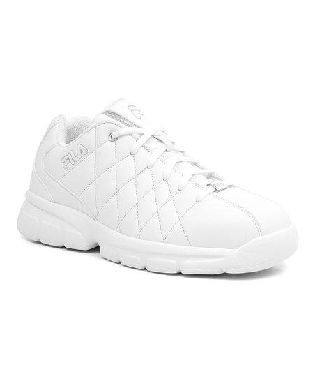 9b7a093d06313 FILA White Fulcrum 3 Sneaker - Men