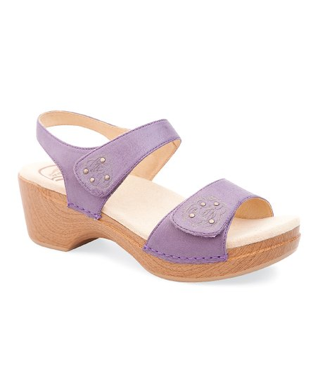 a09806bf004 love this product Violet Sonnet Leather Sandal - Women